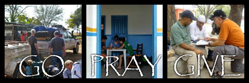 Go Pray Give 1